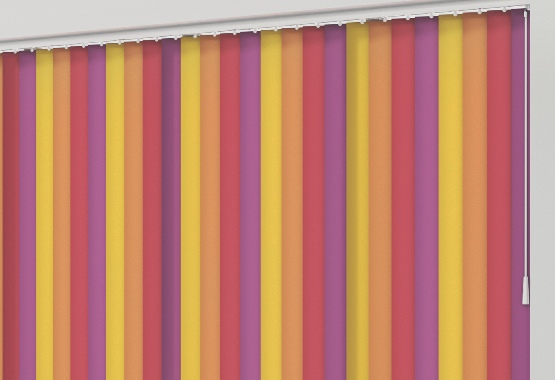 Vertical blinds harmony of bolton and chorley