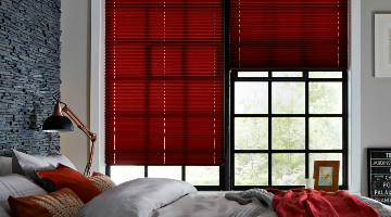pleated blinds bolton