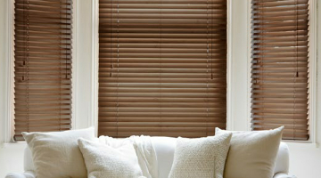 wooden blinds bolton