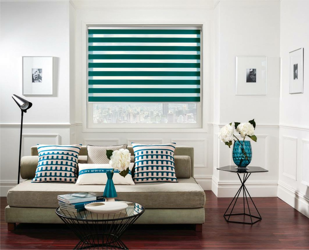 Day And Night Roller Blinds Mirage Blinds Vision