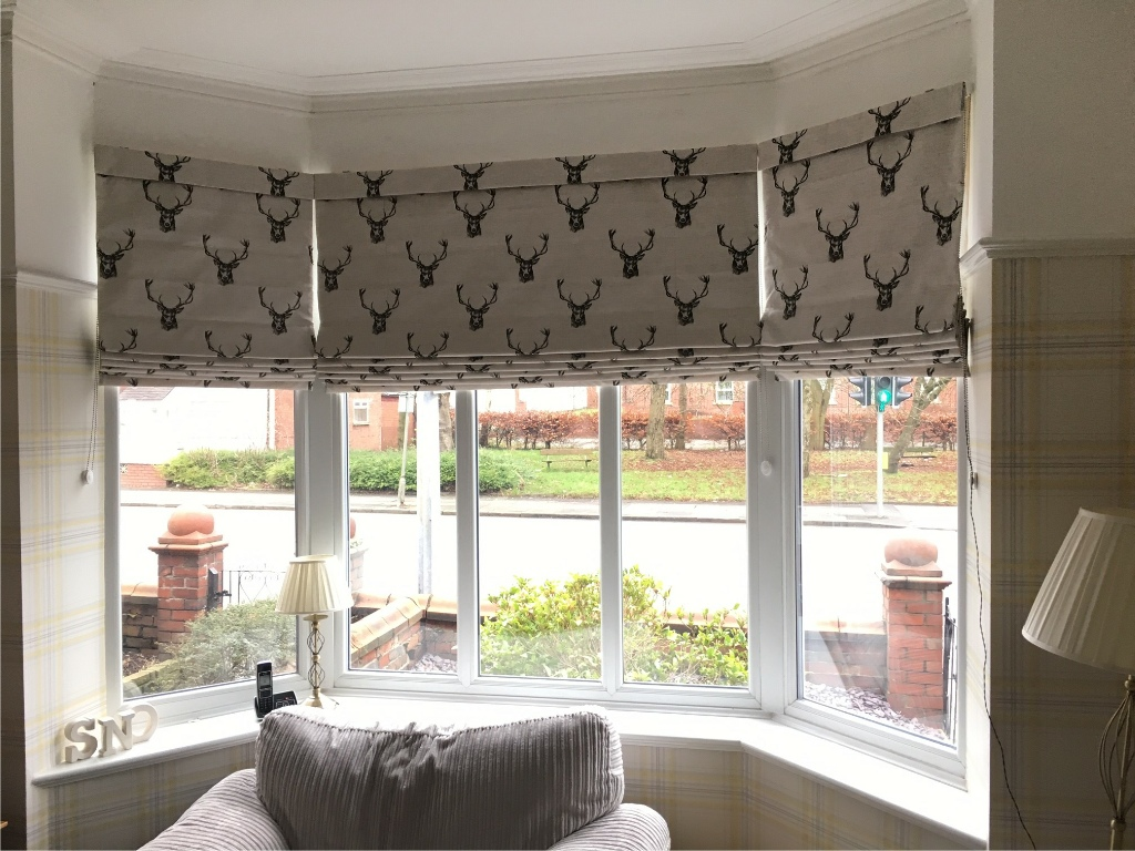 Roman Blinds Harmony Blinds Of Bolton And Chorley