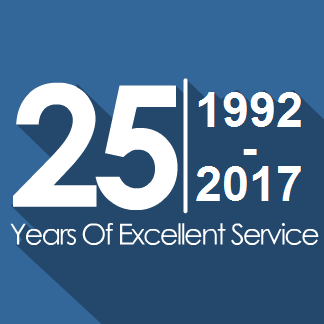 25 Years of Harmony Blinds of Bolton