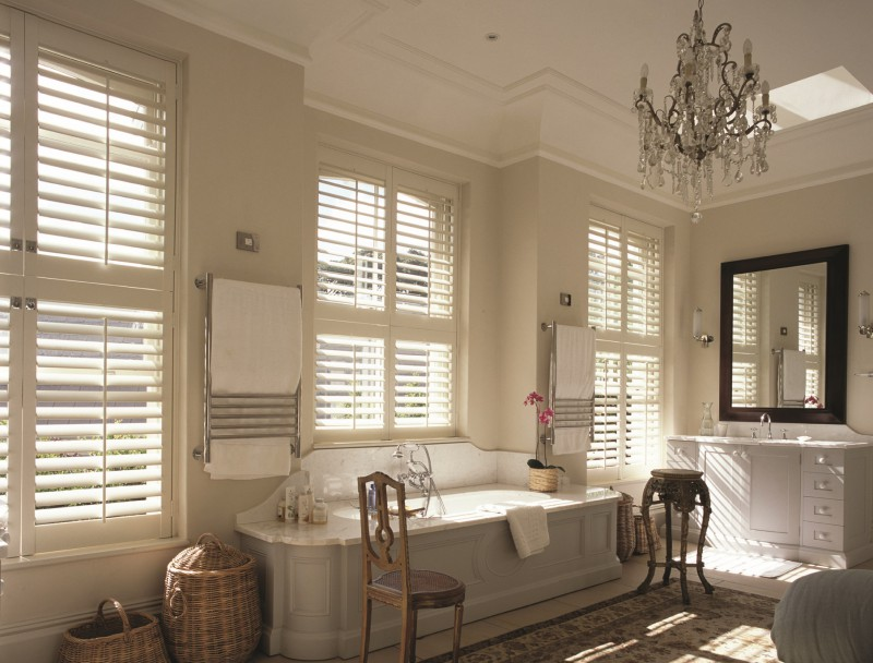 Shutters by Harmony Blinds of Bristol