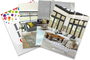 blinds brochures