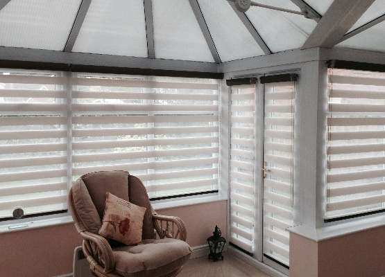 What Are The Best Blinds For Conservatories Harmony