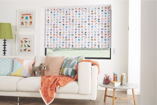 childrens blackout roller blinds