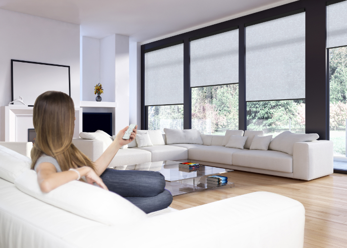 electric blinds in Bolton