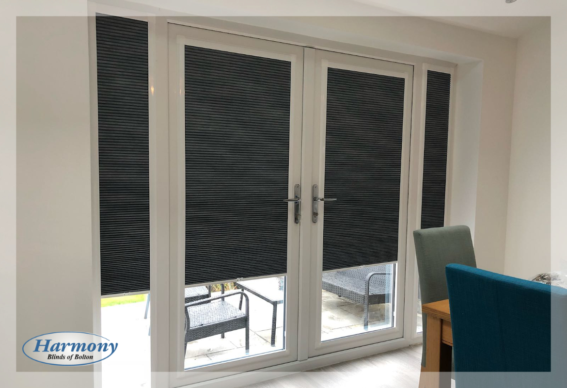 Bi-Fold Door Blinds - Perfect Fit Hive