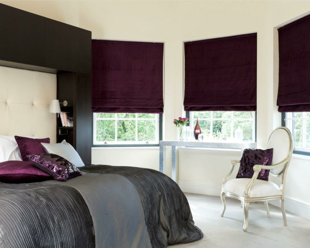 Roman Blinds Made To Measure Roman Blinds In Bolton