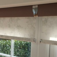 Senses Roller Blinds look great side by side to cover large areas