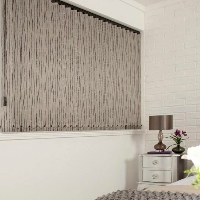 Harmony Vertical Blinds are made from the best quality fabrics available in the UK