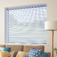 Let the light in with Visage Blinds
