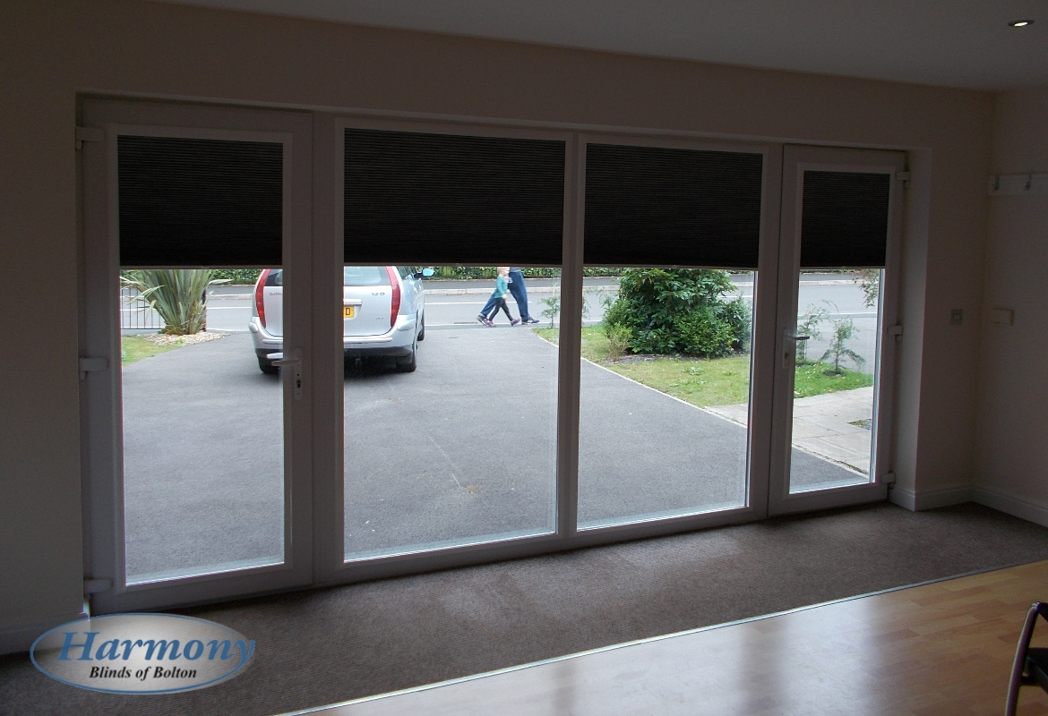 patio door window treatments