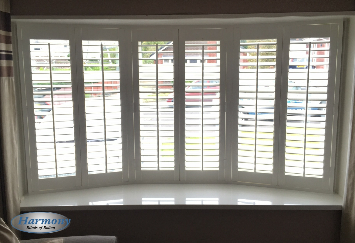 Made To Measure Shutters In Bolton And Chorley