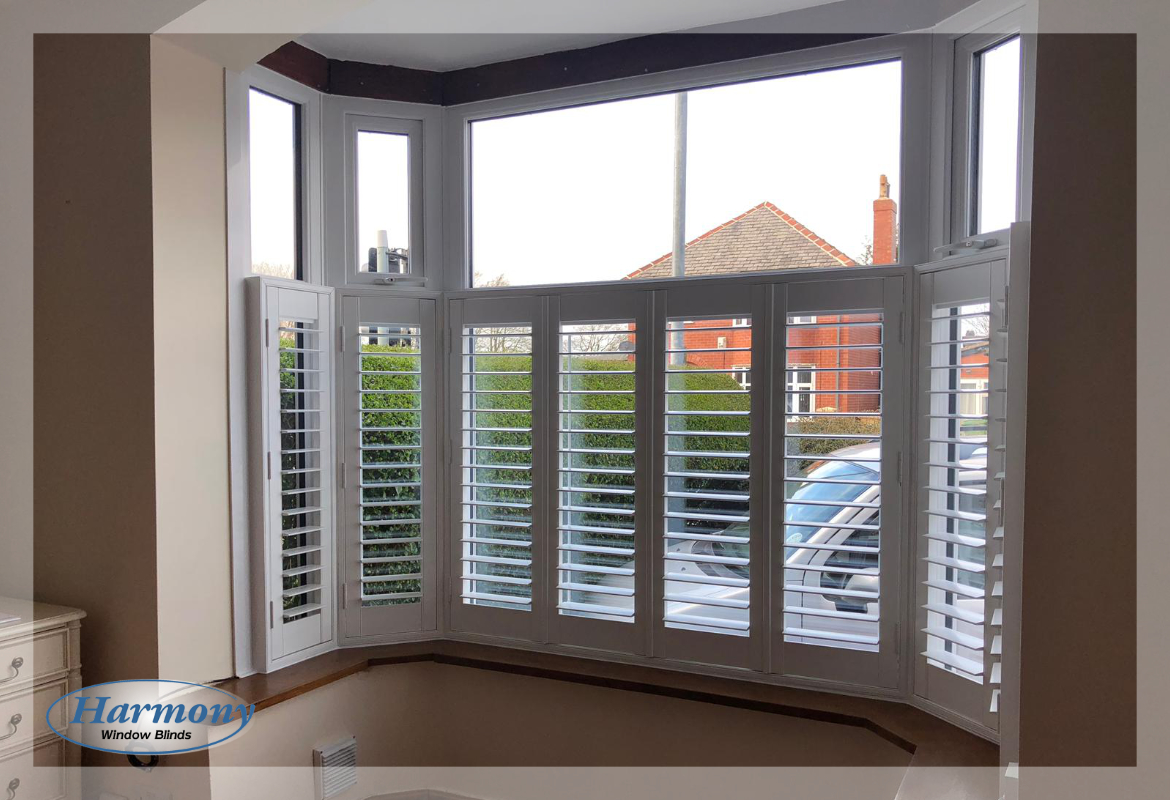 Bay Window Blinds Inspiration For Blinds For Your Bay Window