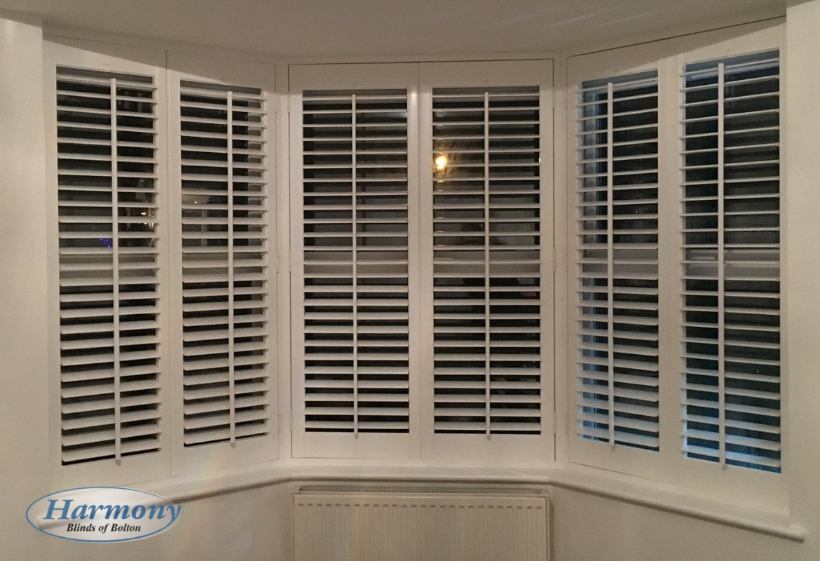 Made To Measure Shutters In Bolton And Chorley Plantation Shutters Bolton Chorley Harmony