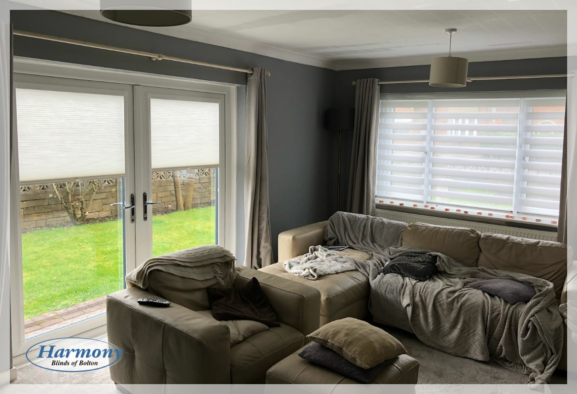 Lounge Blinds - Perfect Fit and Day & Night Blinds