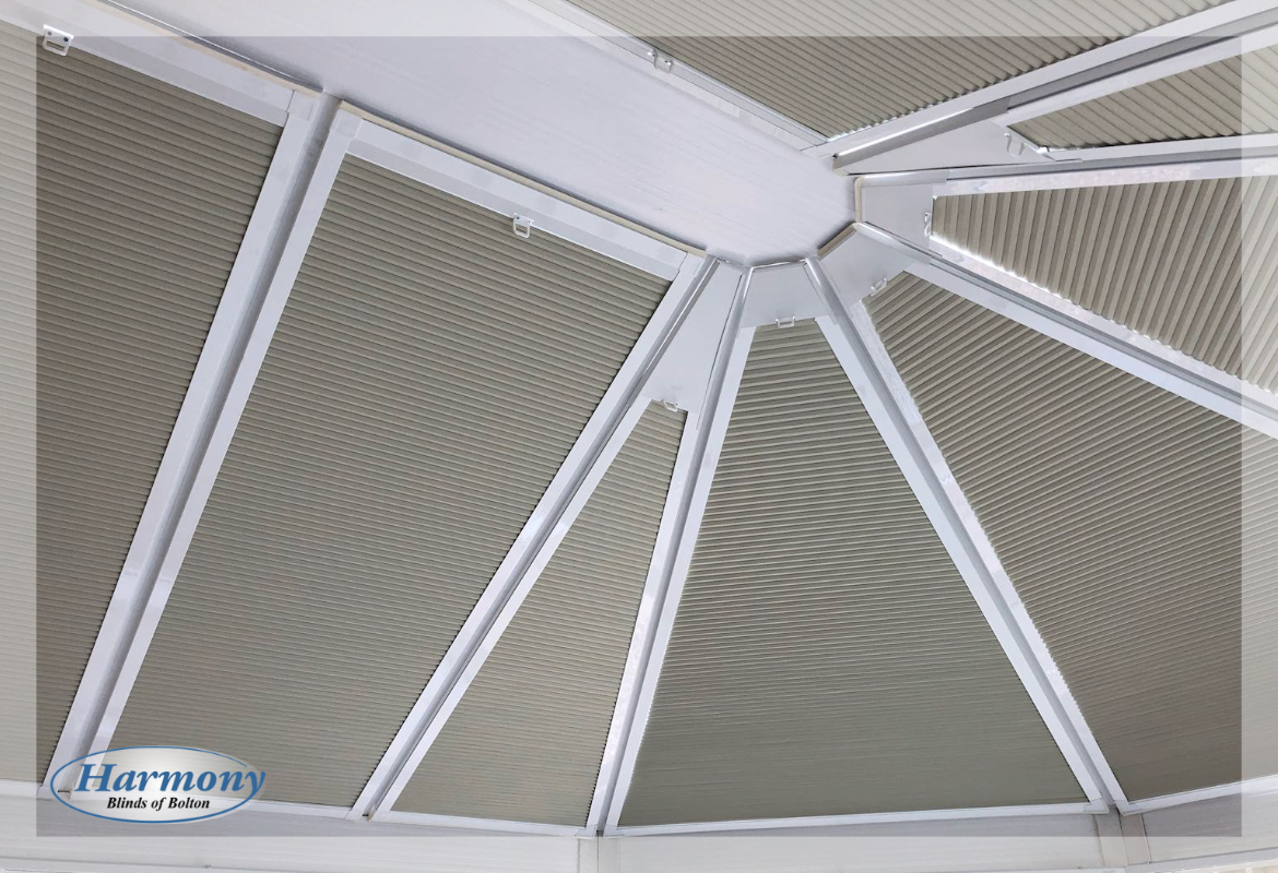 Perfect Fit Hive Blinds for Conservatory Roof Blinds