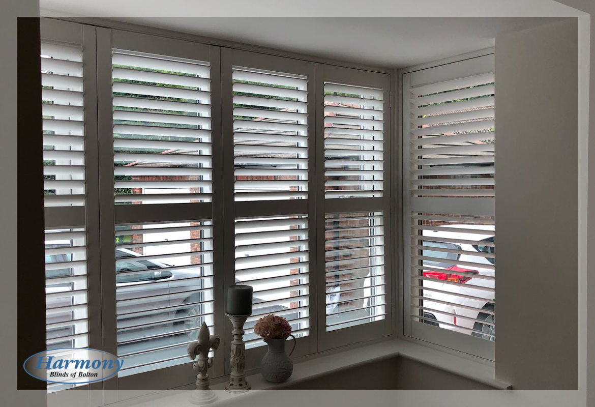 Shutters for Square Bay Window, Chorley