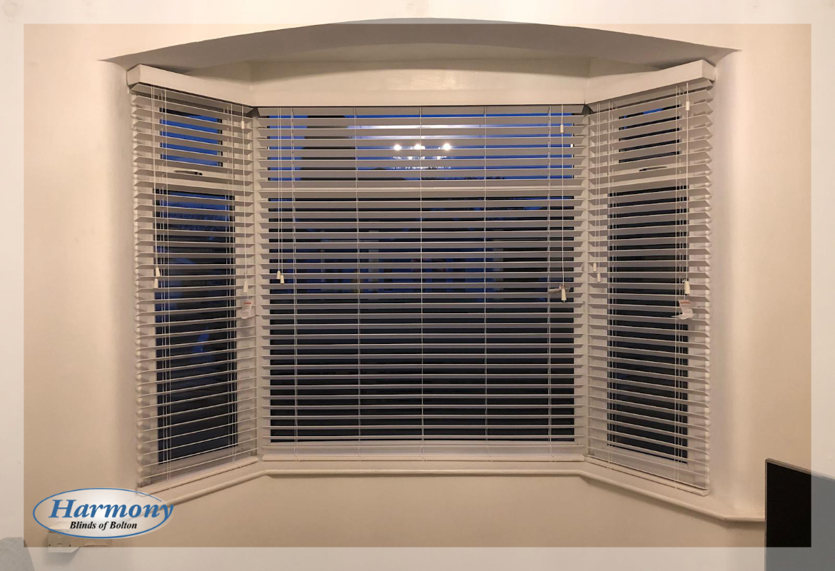 window blinds ideas bay window bay window blinds ideas wooden harmony bolton