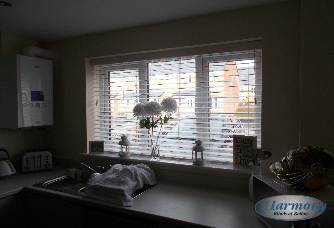 Wooden Blinds Are Perfect For Kitchens Harmony Blinds
