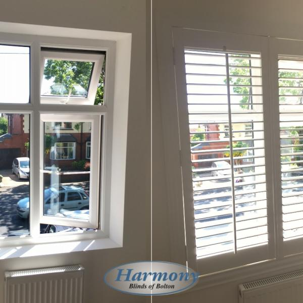 Before & After - Full height Shutters