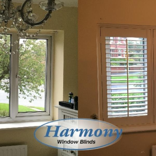 Before & After - Wide Shutters
