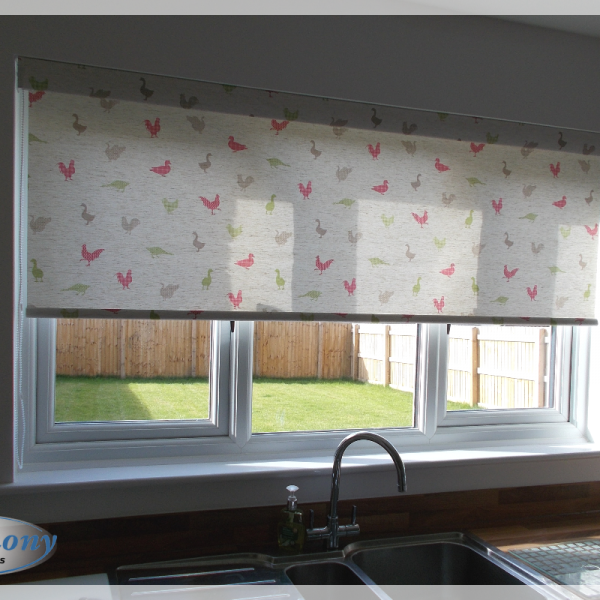 Made To Measure Blinds & Shutters