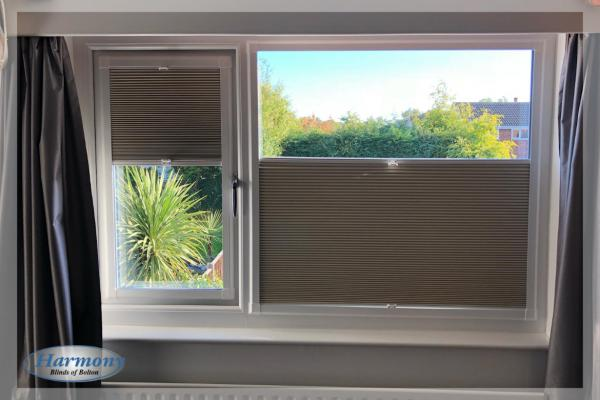Floating Perfect Fit Hive Cellular Blinds