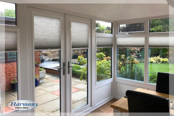 Grey Hive Conservatory Blinds