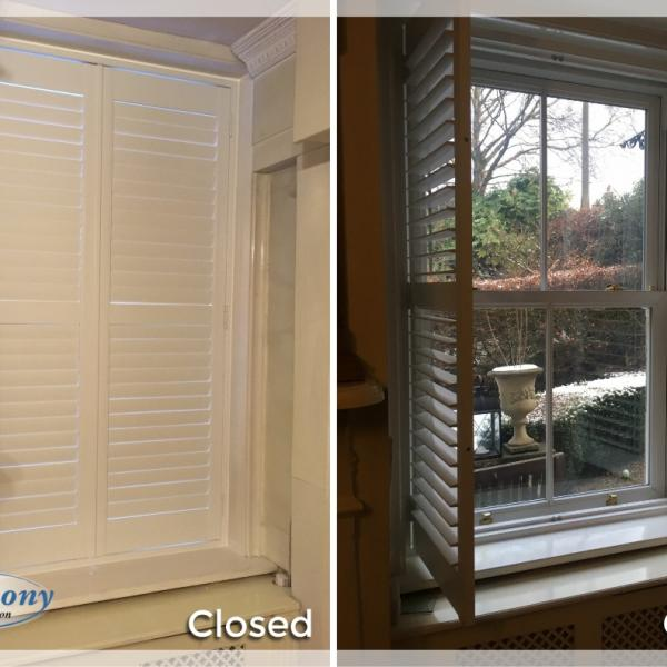 Made to Measure Shutters fitted in Bury, Lancs