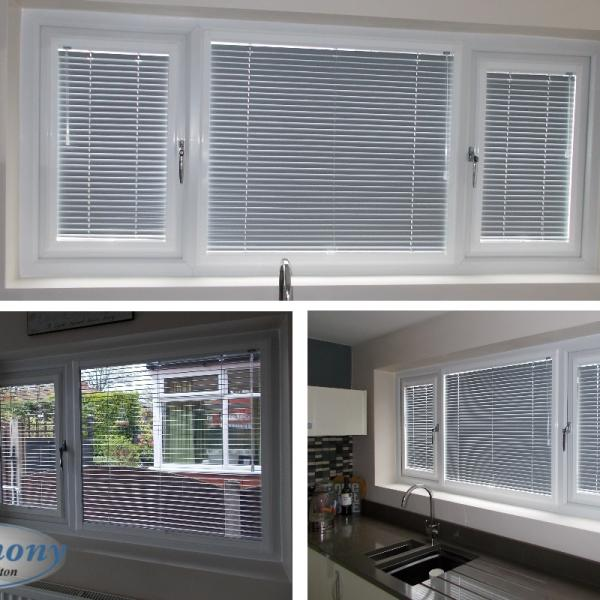 Perfect Fit Blinds are ideal for many rooms